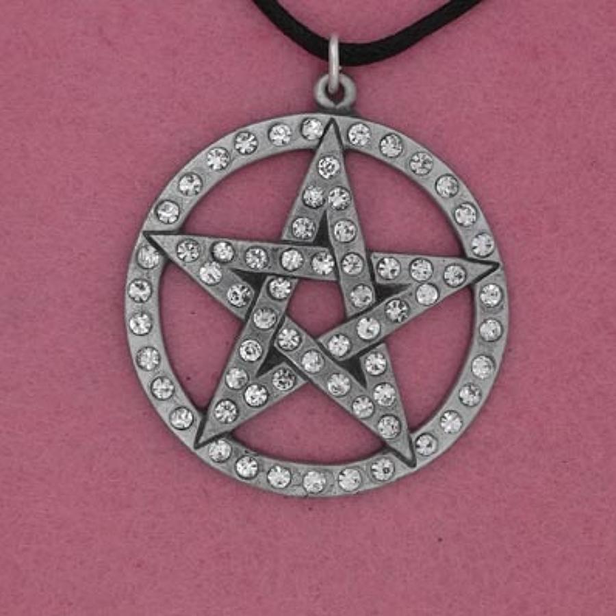 P600 Crystal Pentagram
