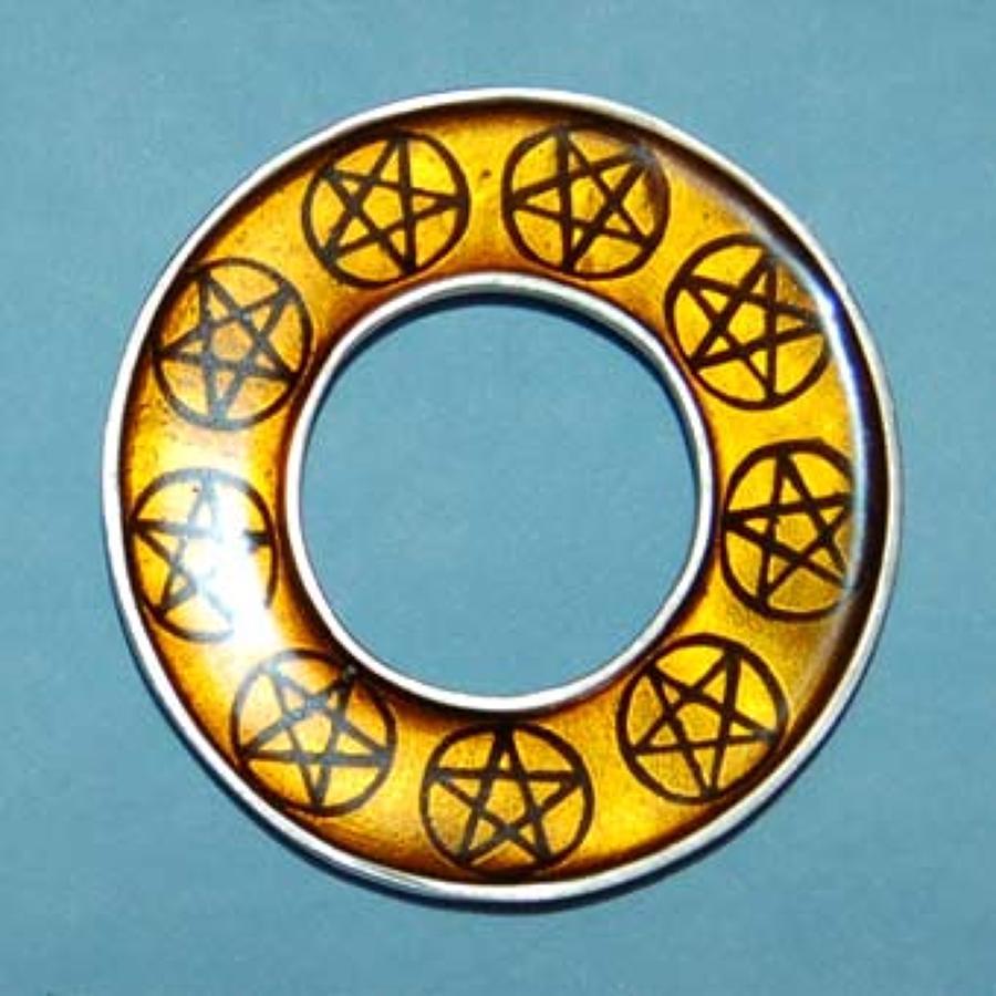 SS03 Pentagram Earth