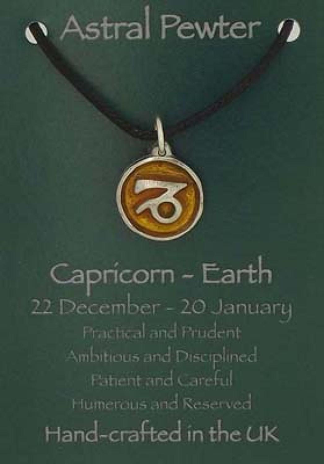 P1287 Capricorn - Earth