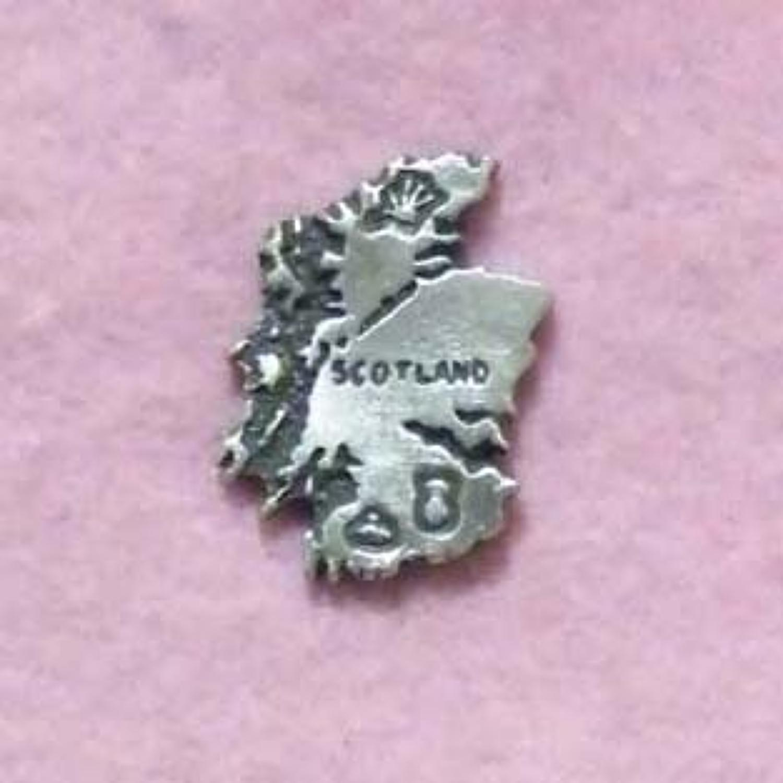 LP0707 Map of Scotland
