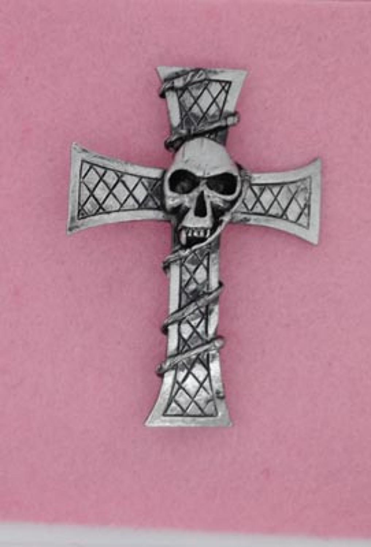 KP506 Skull on Cross