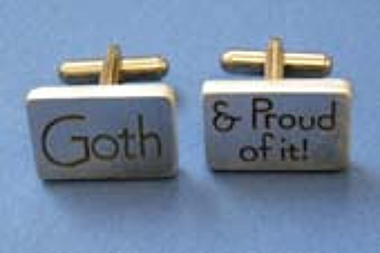 CL0685 Goth & Proud