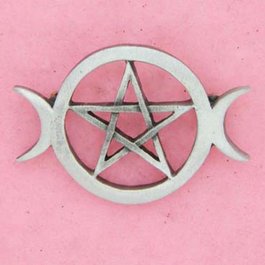 BR0794 Pentagram & Moons