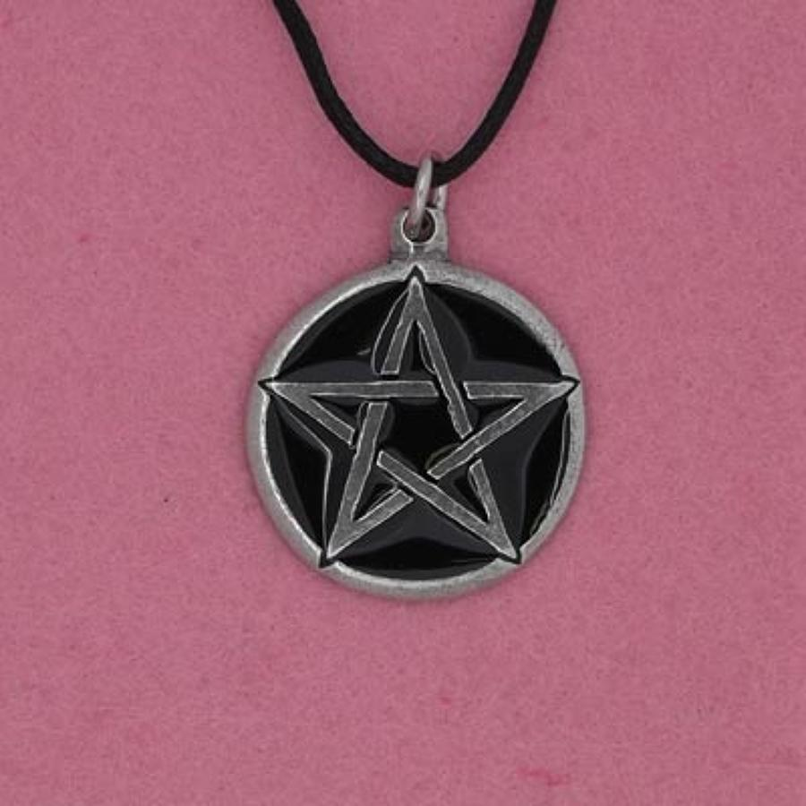 P0577 Black Pentagram