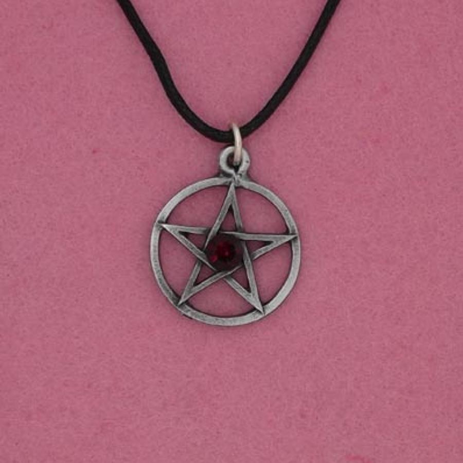 P0648 Red Pentagram
