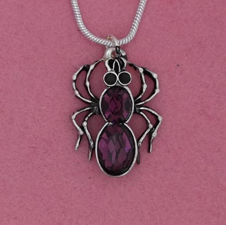 P762 Amethyst Spider