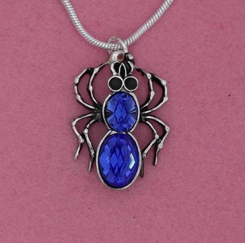 P762 Blue Spider