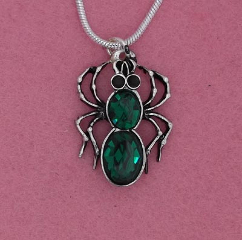 P762 Green Spider