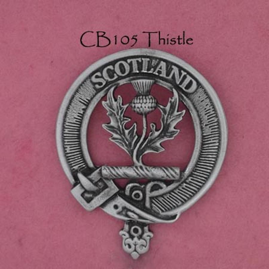 CB105 Thistle