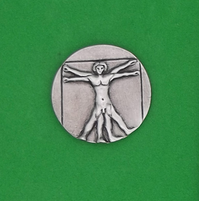 LP1380 Vitruvian Man