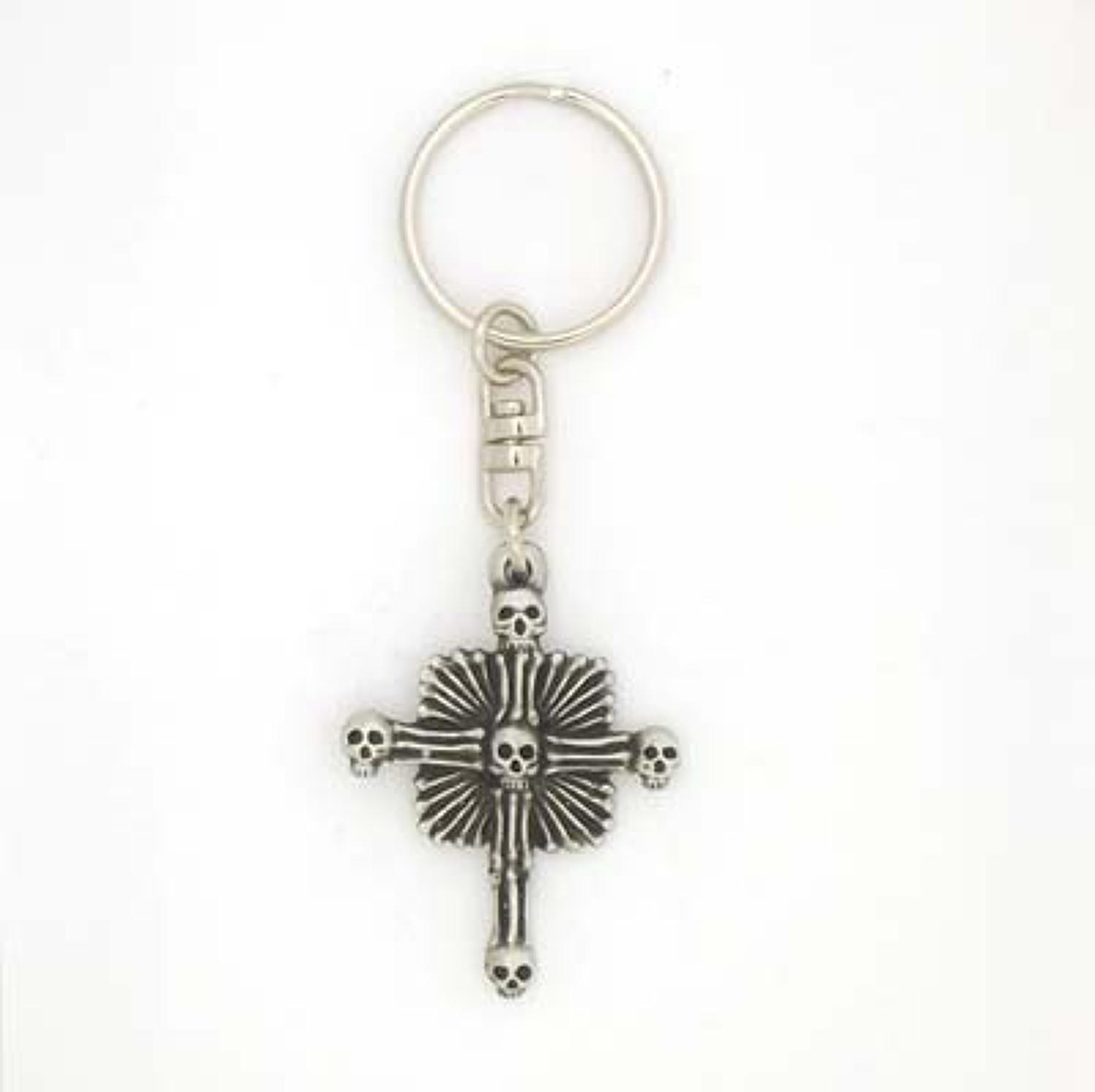 KR1512 Skull Cross