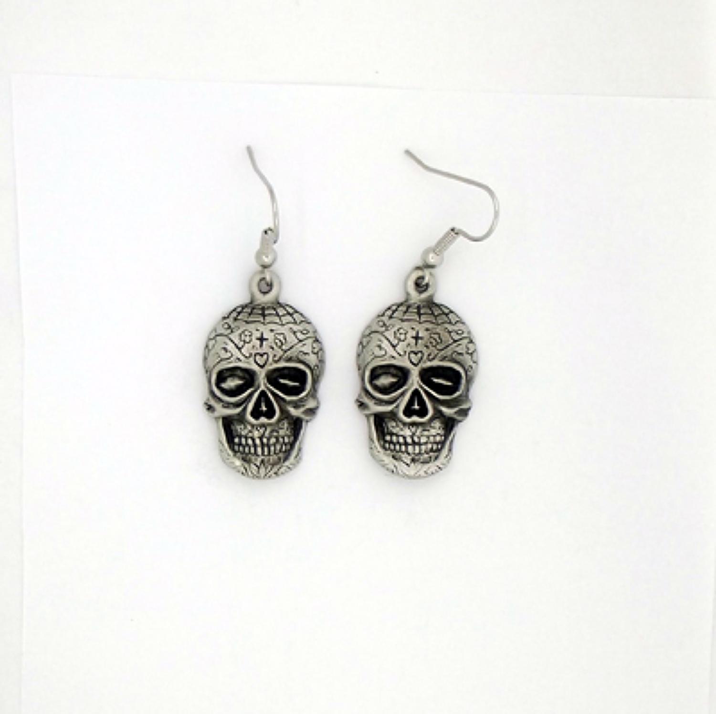 ER1525 Sugar Skull