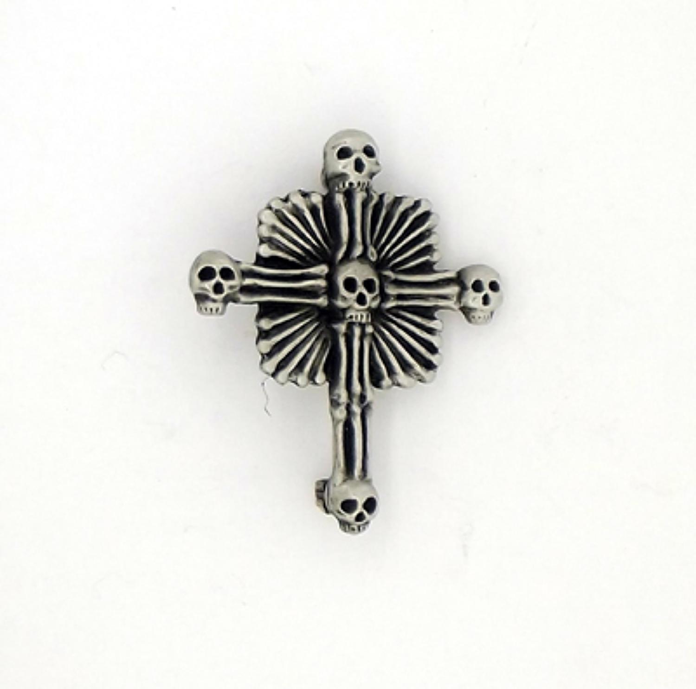 BR1512 Cross Bones