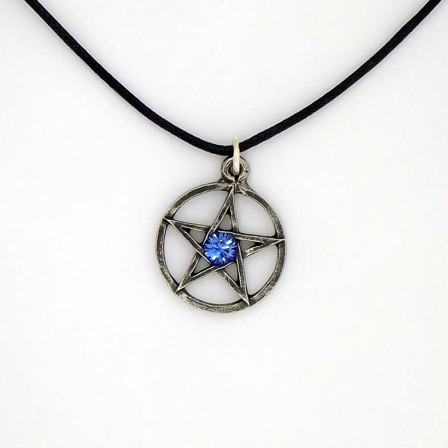 P0648 Blue Pentagram