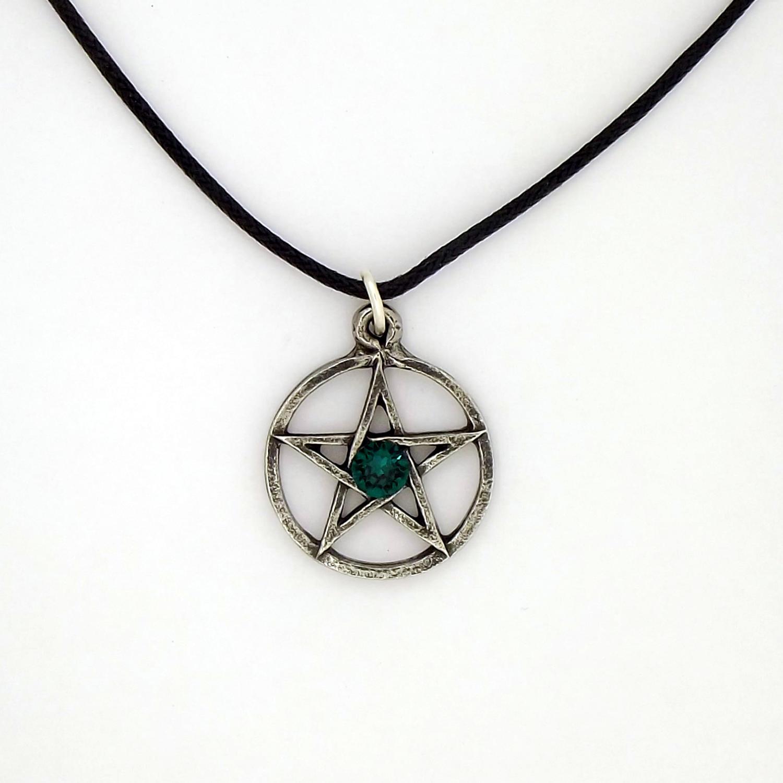 P0648 Green Pentagram