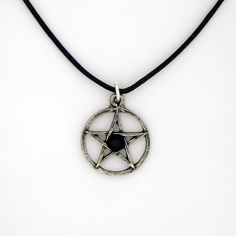 P0648 Black Pentagram