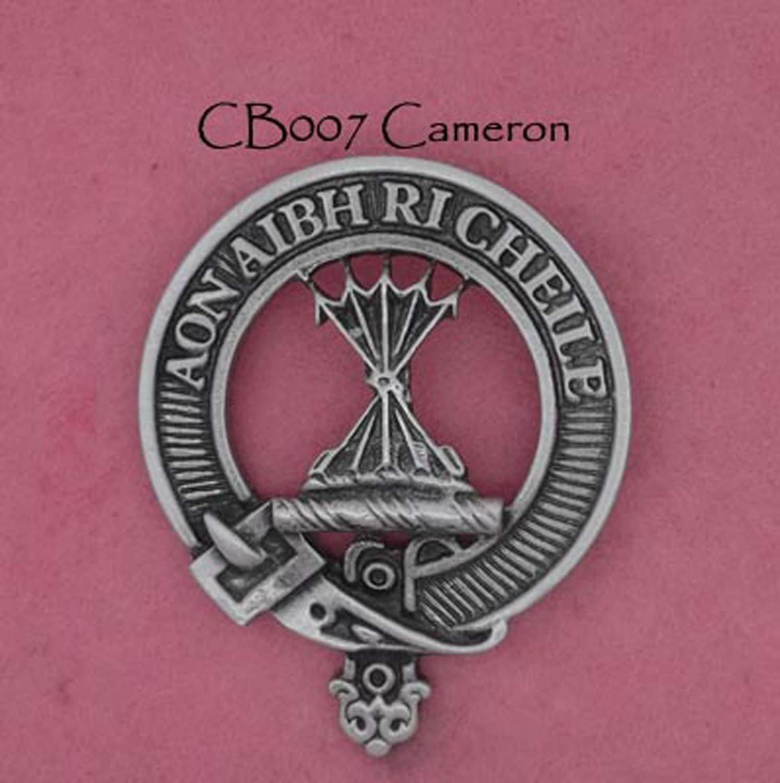 CB007 Cameron