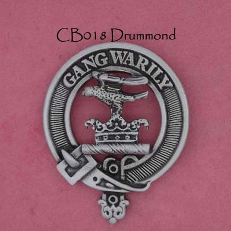 CB018 Drummond