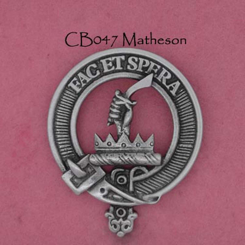 CB047 Matheson