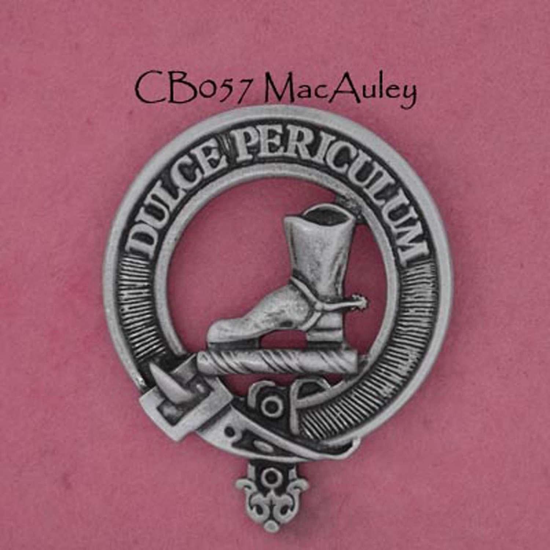 CB057 MacAuley