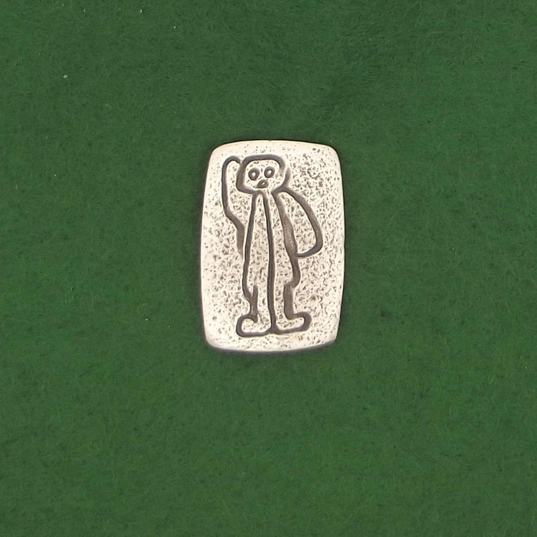 LP1763 Nazca Astronaut