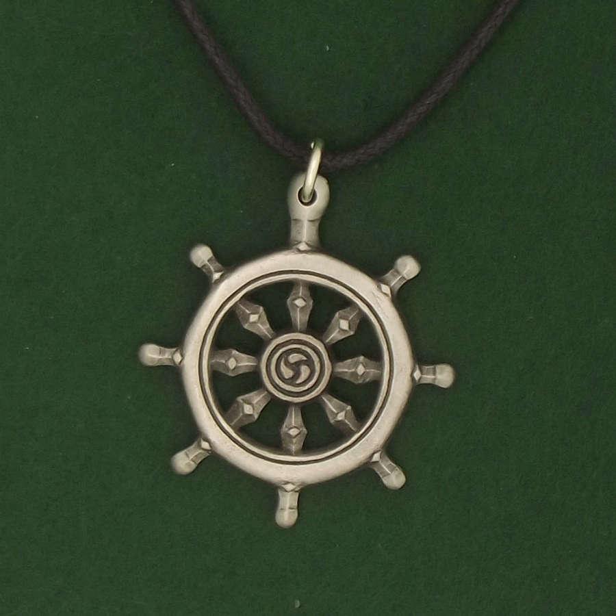 P1750 Wheel of Dharma